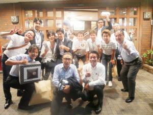 大阪営業所食事会