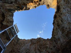 井戸掘り 丸井戸式