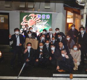 25期初め営業会議福井にて