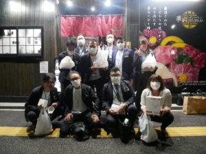 滋賀・湖北営業所 決起集会・食事会