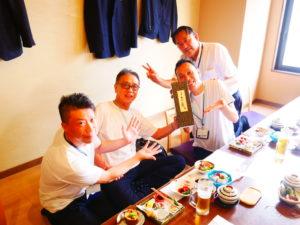 金沢・福井営業所 決起集会・食事会